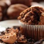 bardzo łatwe czekoladowe muffinki