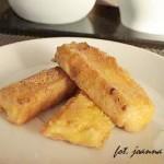 paluszki z sera żółtego