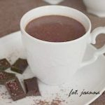 domowa gorąca czekolada