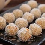 pralinki jaglano kokosowe