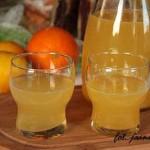 domowa lemoniada na bazie soku z brzozy