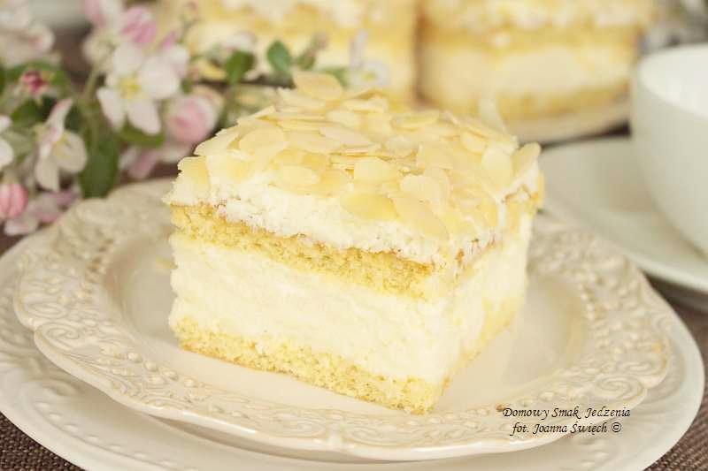 ciasto dotyk anioła