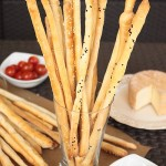 grissini – włoskie paluszki