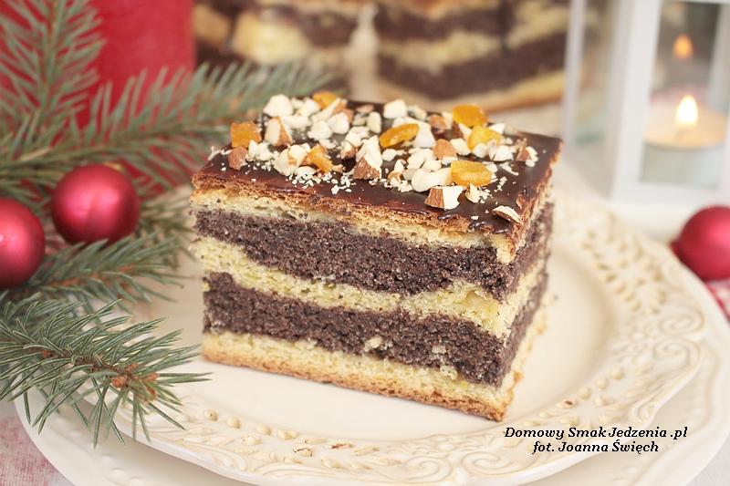 ciasto makowo drożdżowe