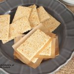 domowe zdrowe sezamki