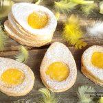kruche jajeczka na Wielkanocny stół