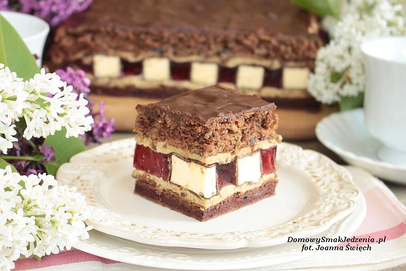 Ciasto Na Komunie Domowy Smak Jedzenia Pl