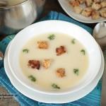 ekspresowa zupa z serków topionych