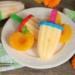 lody brzoskwiniowo jogurtowe na patyku