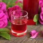 syrop z płatków róży