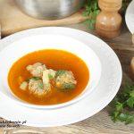 zupa zbójecka z klopsikami