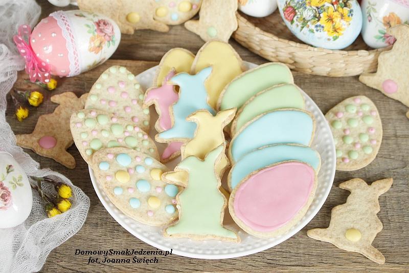Wielkanocne Ciasteczka Domowy Smak Jedzenia Pl