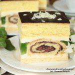 ciasto pawi ogon
