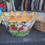 sałatka meksykańska król imprezy
