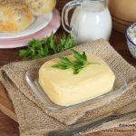domowe masło + maślanka gratis