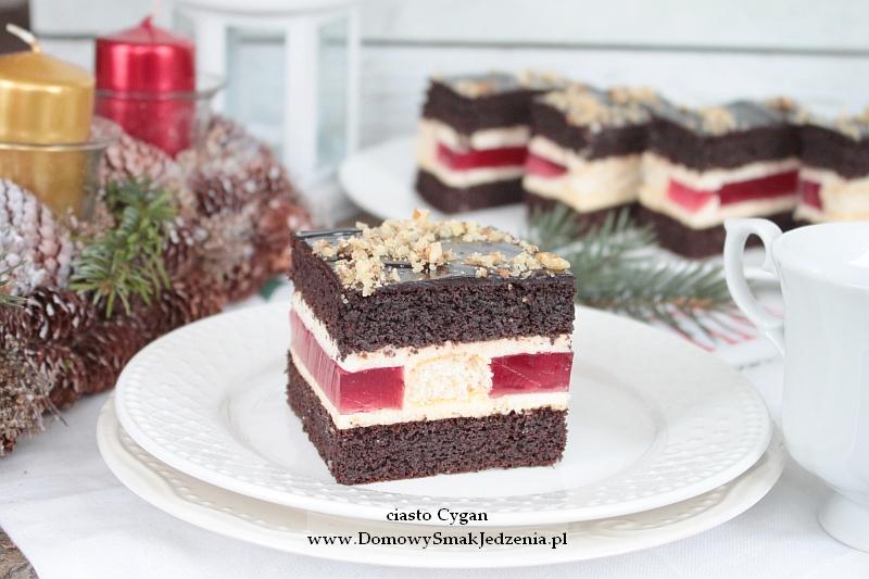 Ciasto Cygan S Anastazji Domowy Smak Jedzenia Pl