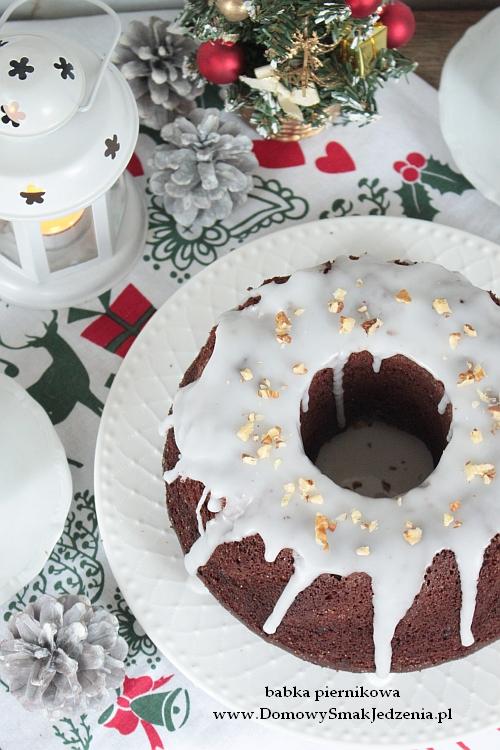 Babka Piernikowa Ii Kulinaria Zblogowani