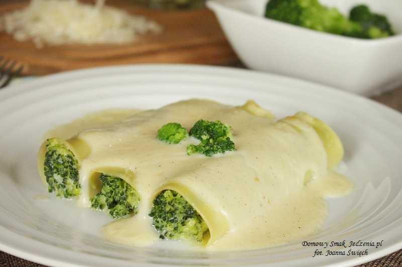 Cannelloni z brokułami
