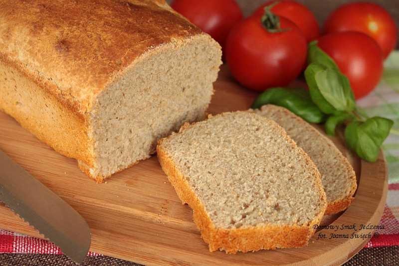 domowy chleb pszenno – orkiszowy na zakwasie