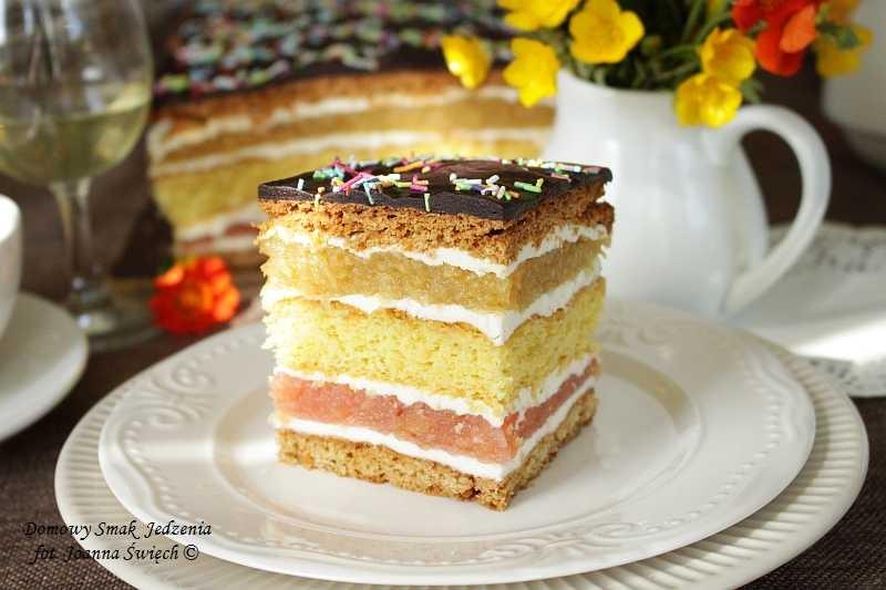 ciasto Leon