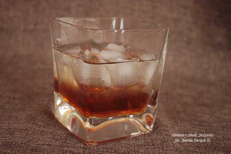 black Russian / czarny Rosjanin drink [+18]