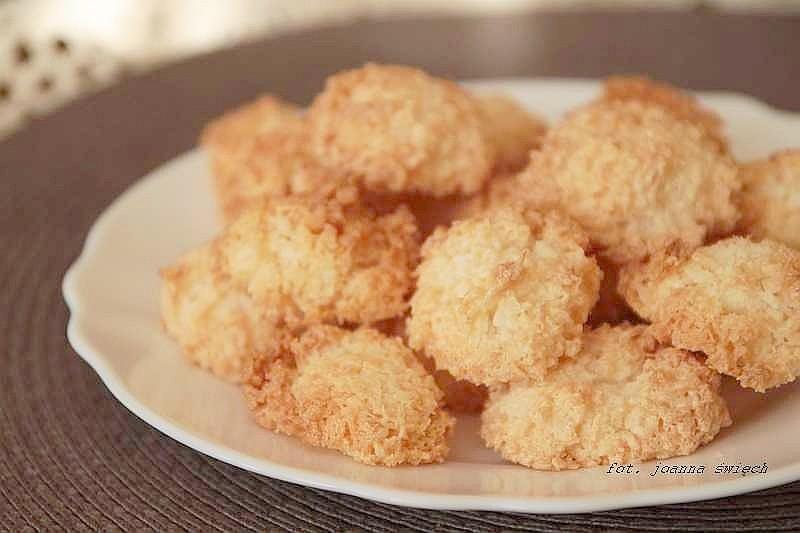 koksanki – szybkie ciasteczka