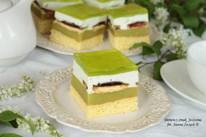 ciasto Shrek idealne na przyjęcia dla dzieci