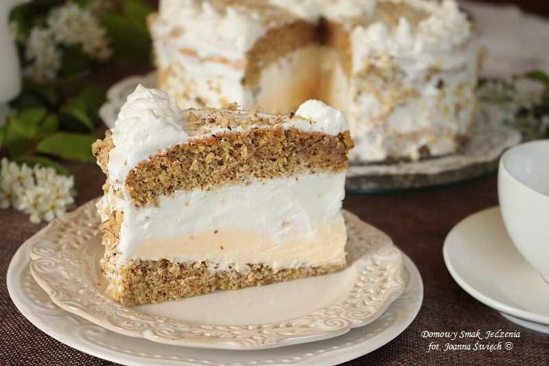 pyszny tort lodowy