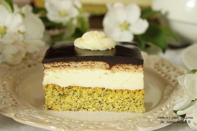 ciasto weselna dama